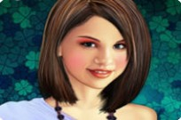 Play Selena Gomez Red Carpet Styling game