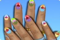 Play Love Nail Studio game