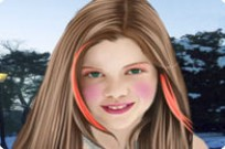 Play Georgie Henly Makeover game