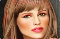 Play Jennifer Garner Celebrity Makeover game