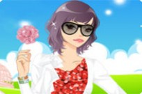 Play Romantic Hair And Lips game