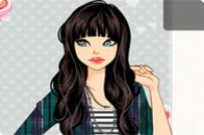 Play Romantic Layered Blouse game