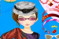 Play Lady In Red game