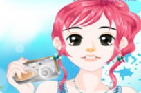 Play Photographer Make Up game