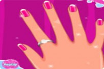Play Valentine Nail Diy game