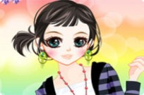 Play Jenny Make Up game
