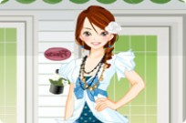 Play Holiday Fashion game