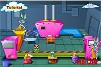 Play squadfish Baby Blimp game