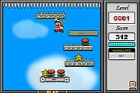 Play Super Mario Stairsways game