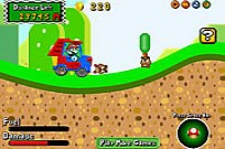 Play Mario Crasher game