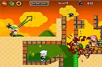 Play Mario Zombie Bomber game