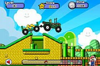 Play Mario Tractor 4 game