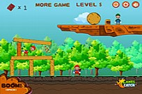 Play Mario Bomb Explosives game