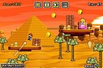 Play Mario Princess Kiss 2 game