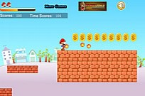 Play Mario Great Adventure 3 game