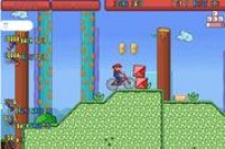 Play Mario BMX Ultimate game
