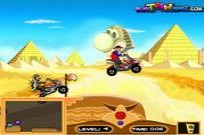 Play Mario Egypt Adventure2 game