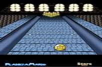 Play Name: Mario Castle Bowling game