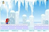 Play Mario Snow Fun game
