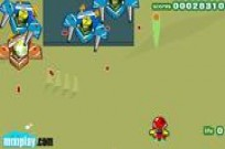 Play Mario Sky War game