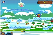 Play Snowy Mario 2 game