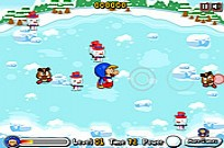 Play Snowy Mario 3 game