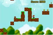 Play Leap Marios game