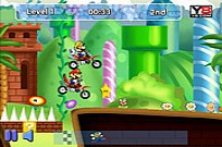 Mario Motocross Mania 3 Game