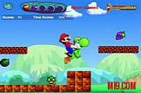 Play Mario Great Adventure 4 game
