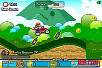 Mario Turbo ATV Game