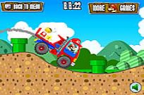 Play Super Mario Truck game