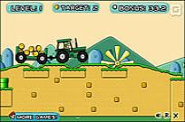 Play Mario Tractor 2 game