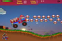 Play Mario Super Racing game