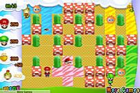 Play Mario Bomber 4 game