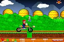 Play Mario Fun Ride game