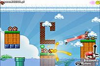Play Super Mario Bombastic game