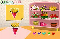 Play Dora Vflower game