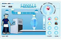 Play Frosty Freakout game