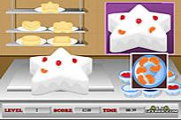 Play Fruit Frosting game