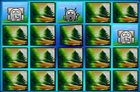 Play Wild Animal Pairs game