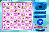 Play Spongebob Squarepants Match 3 game