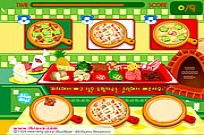 Play Pizza Chef game