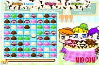 Ice Cream Shoppe Match Game