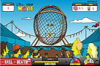 Simpsons The Ball Of Death Permainan