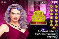 Play Kate Winslet Celebrity Makeover game