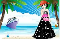 Play Julissa Dress Up game