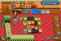 Play Mahjong Burger game