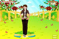 Play Blathnat Dressup game