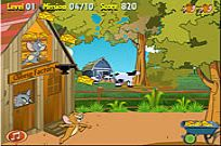 Play Tom And Jerry In Super Cheese Bounce game