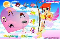 spielen Cupid Girl Dress Up Spiel